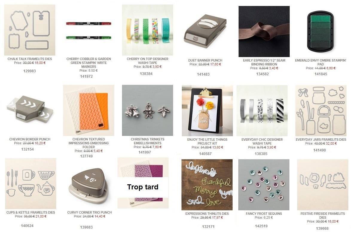 WASHI TAPE CHIC ET PERFO COINS TRIO RUPTURE