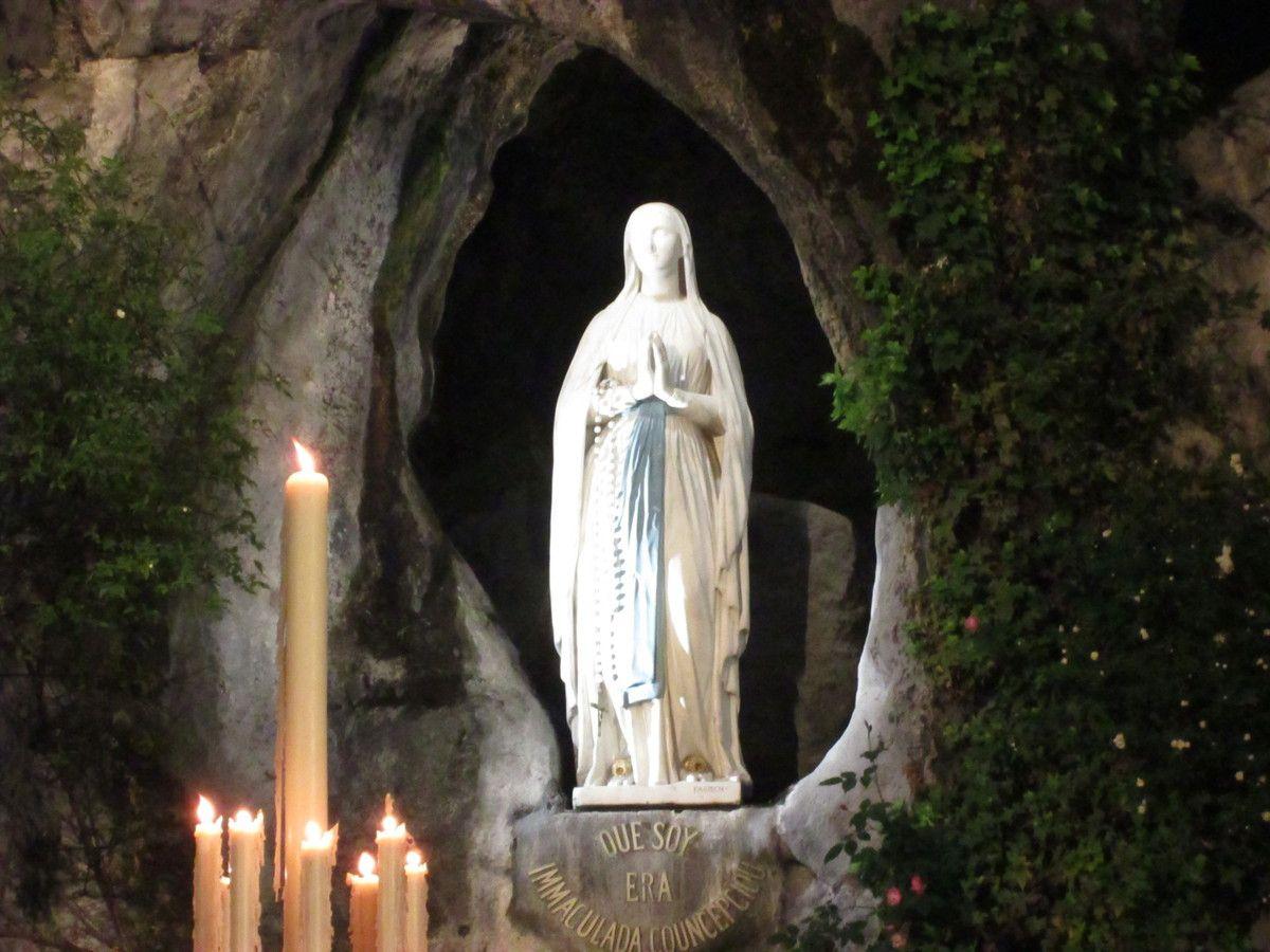 Lourdes au jour le jour...