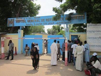 Tchad : Plus de service minimum dans les hôpitaux et centres de santé jusqu'à nouvel ordre !