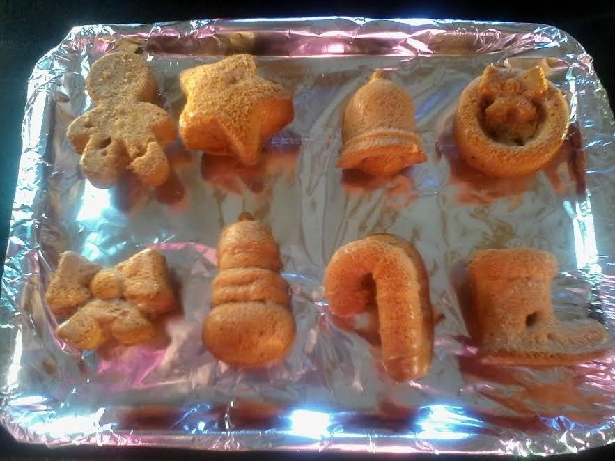 PAIN D'EPICE THERMOMIX