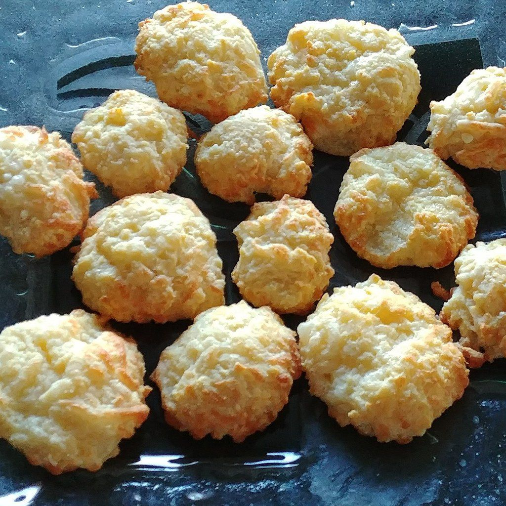 Cookies au fromage