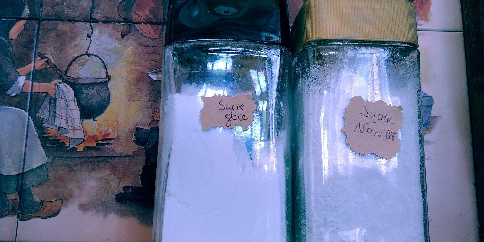 Sucre vanillé Thermomix