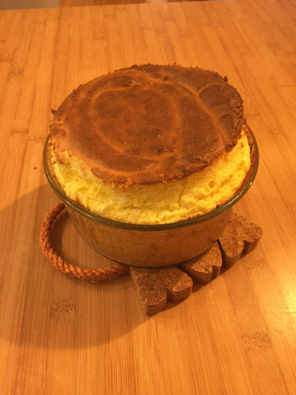 Le soufflé au fromage, recette de Cyril Lignac