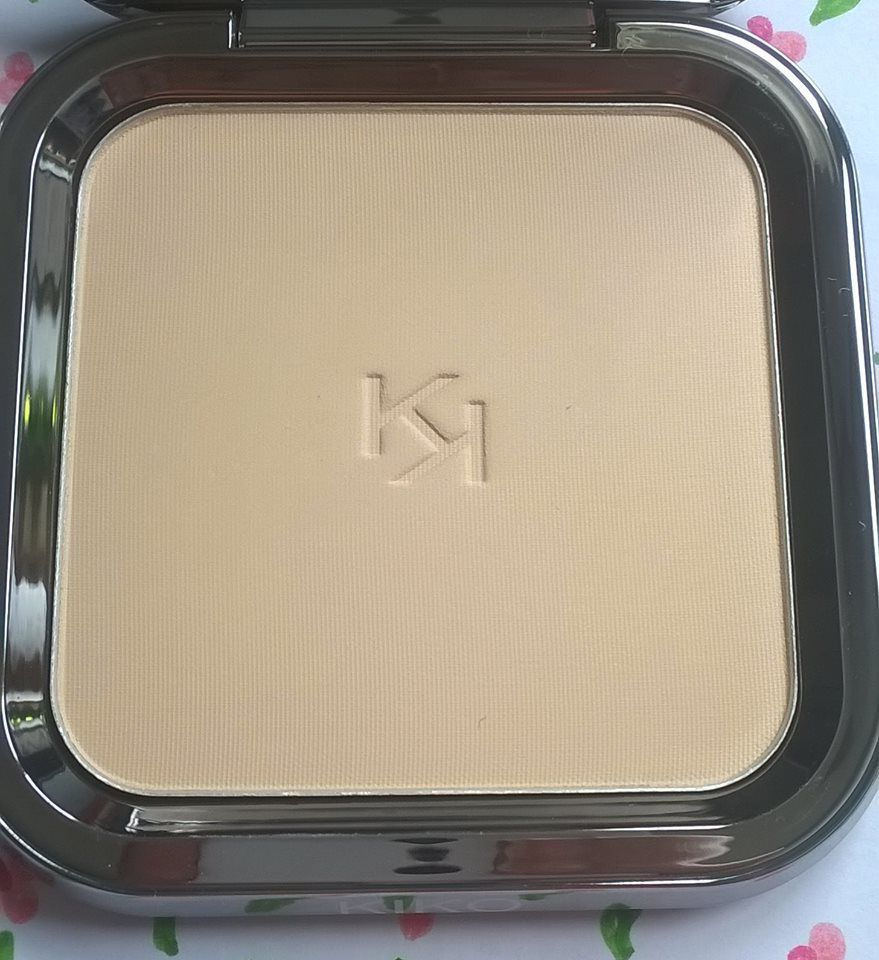 Kiko, Matte Fusion Pressed Powder
