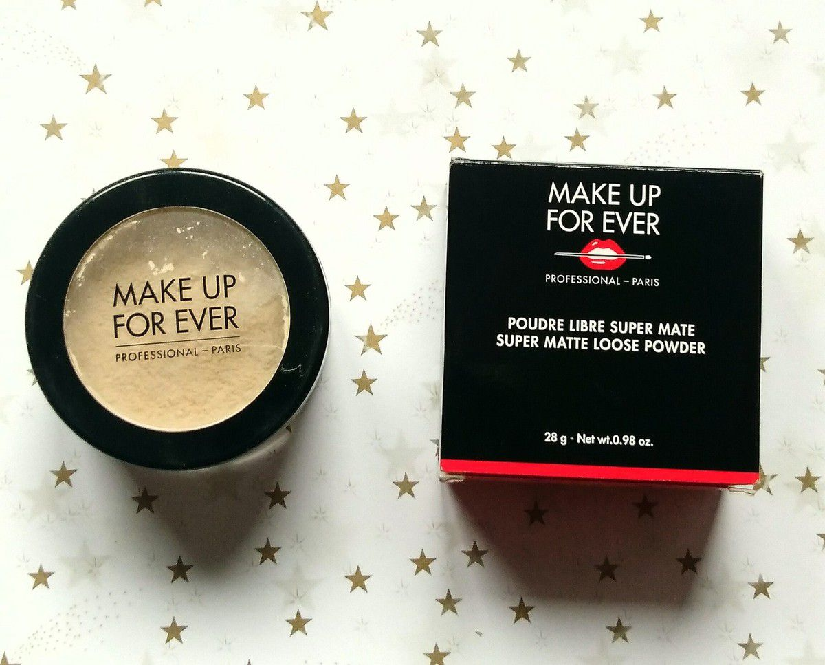 Make Up For Ever, Poudre Libre Super Mate
