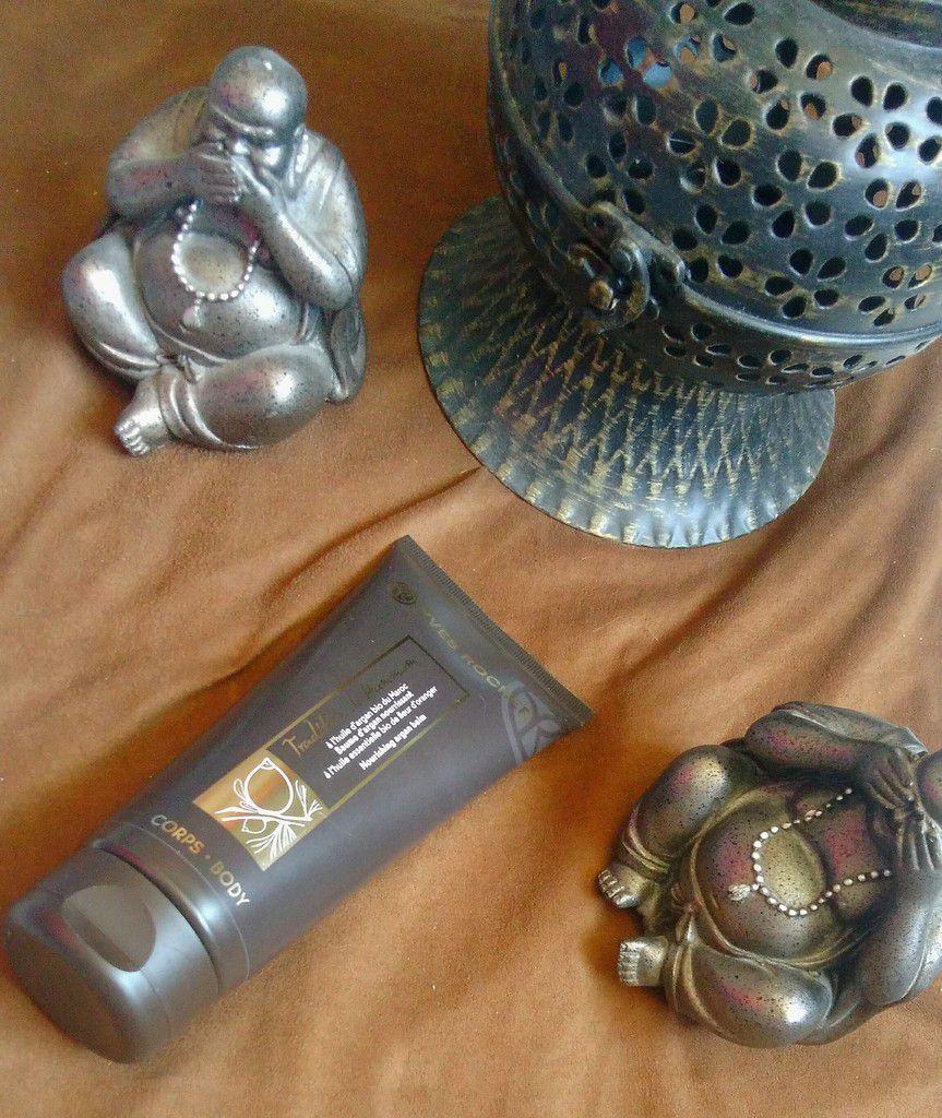 Yves Rocher, Tradition du Hammam, crème pour le corps