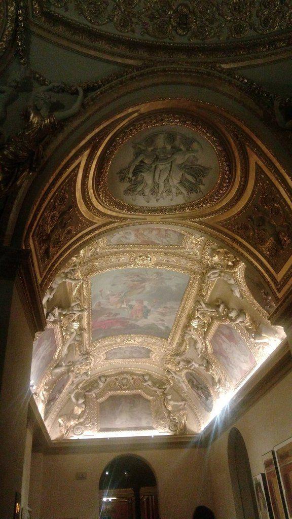 Plafond de la Renaissance.