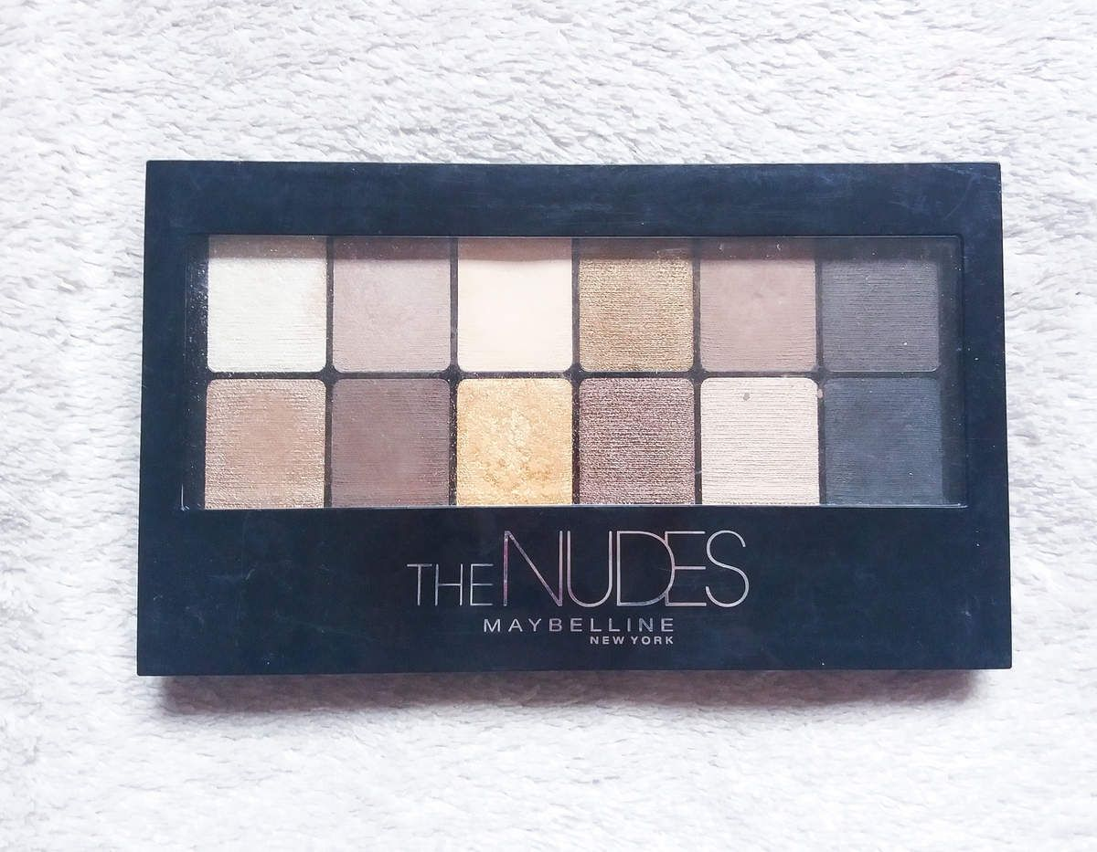 Maybelline, The Nudes
