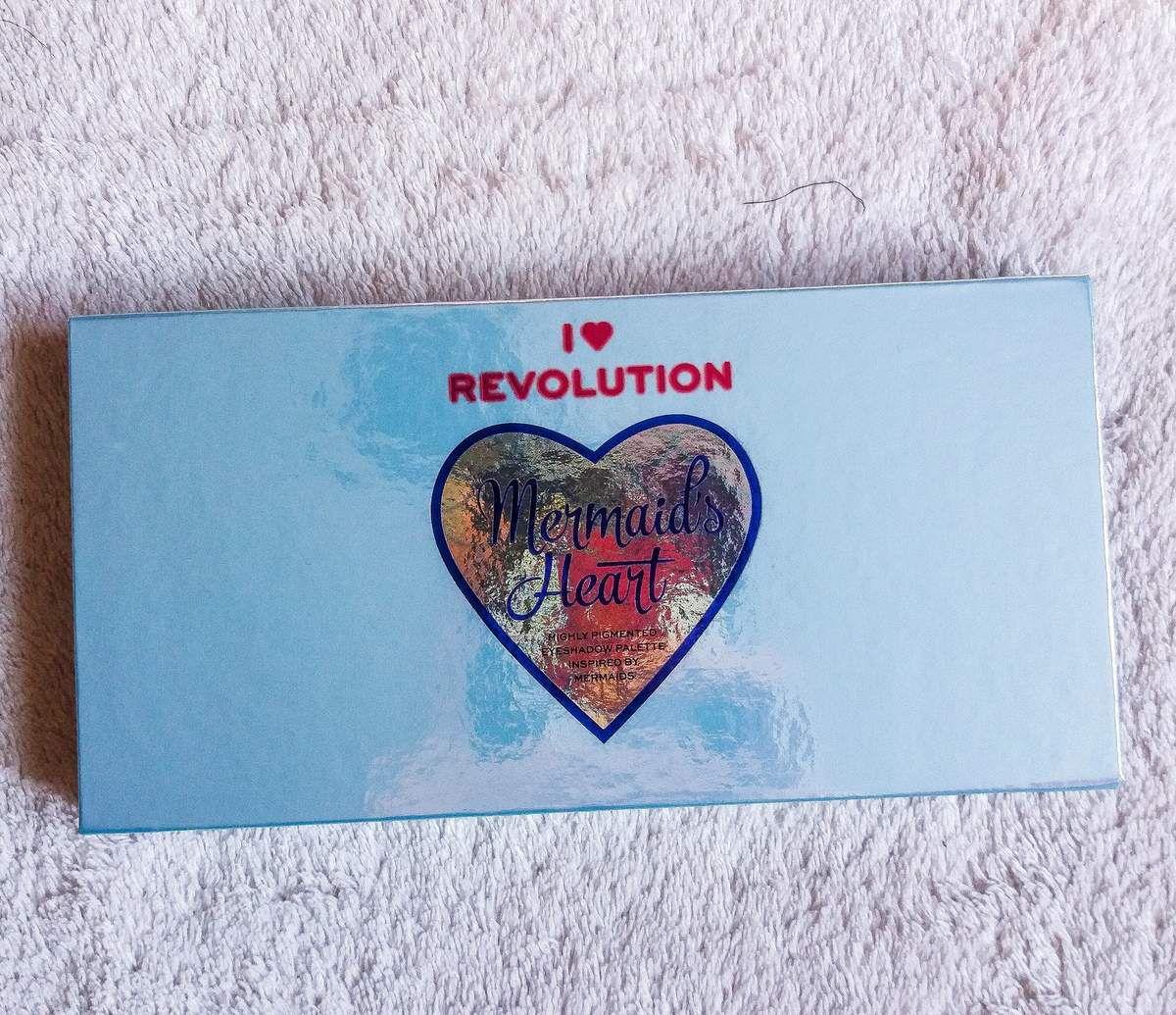 I Heart Revolution, Mermaid Heart et Lip Lava
