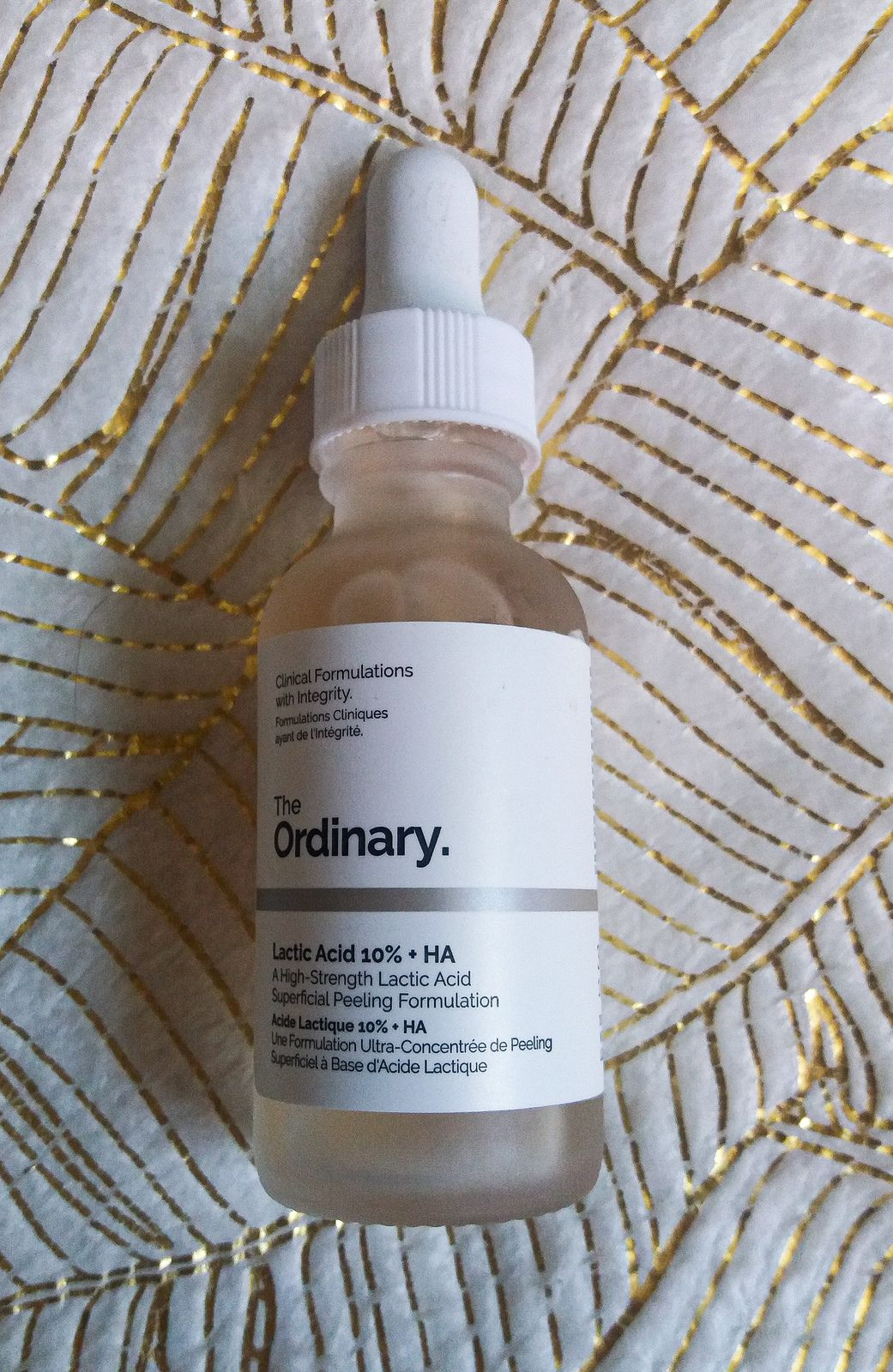 The Ordinary, Acide Lactique 10% + HA