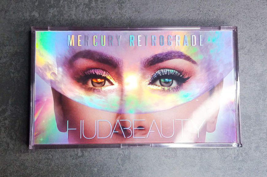 Huda Beauty, Mercury Retrograde