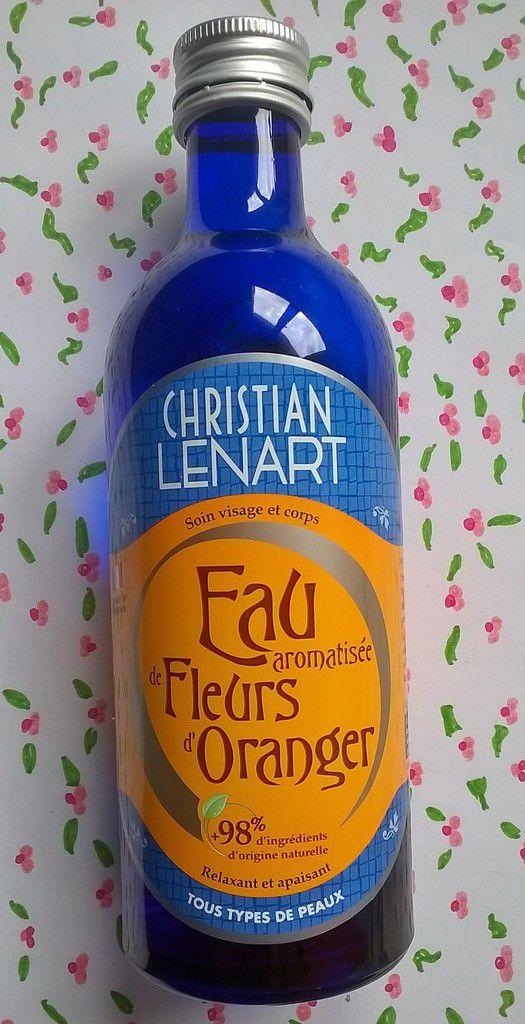 Christian Lenart, 3 eaux, 3 vertus