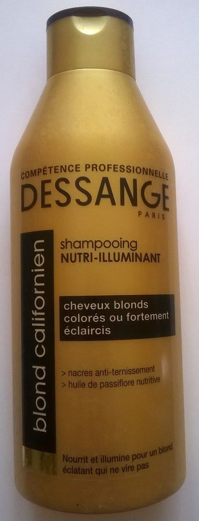 Dessange, Blond Californien, Nutri-illuminant