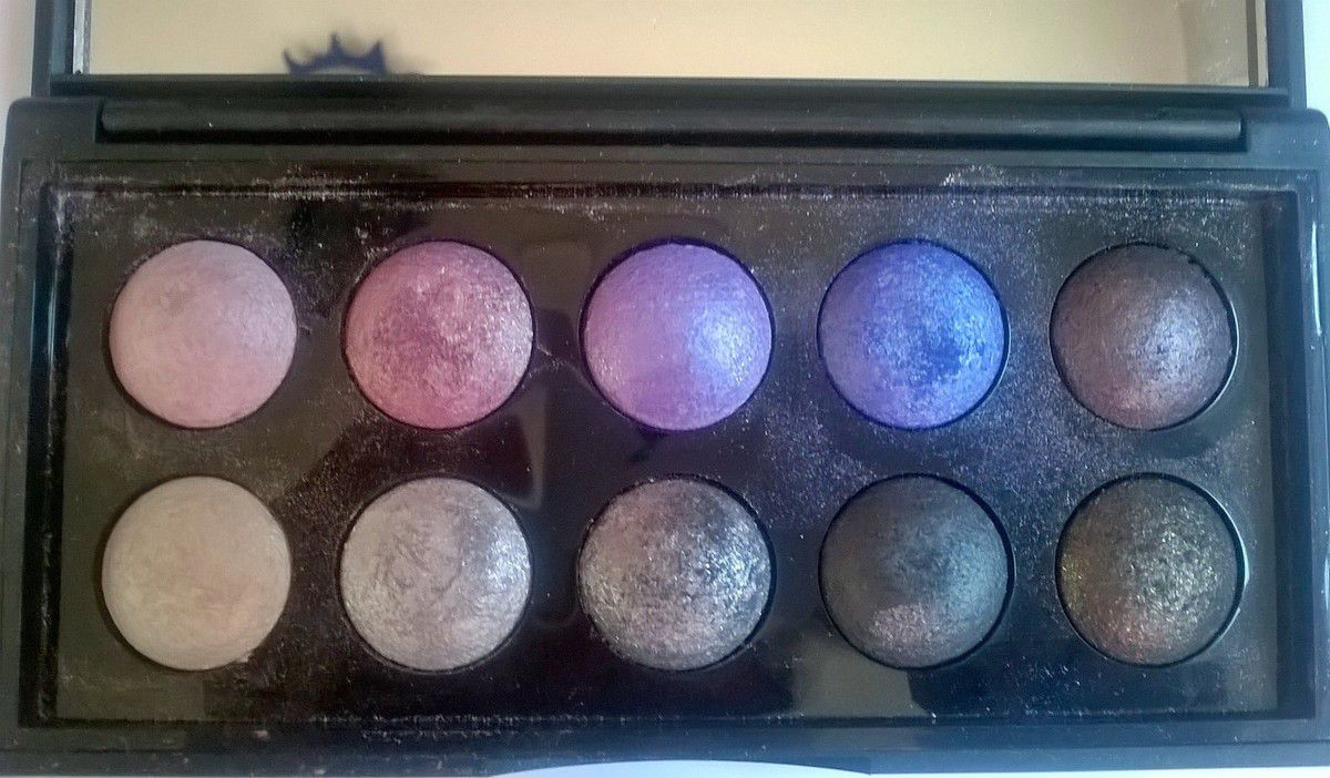 Elf, Baked Eyeshadow Palette