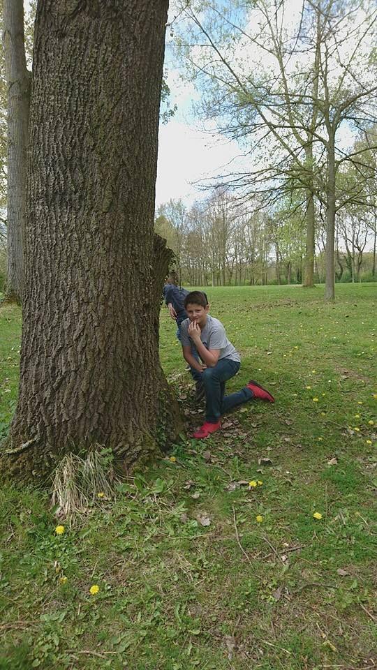Règles de vie , Loup Garou , Repas, Parc Charles Fenain