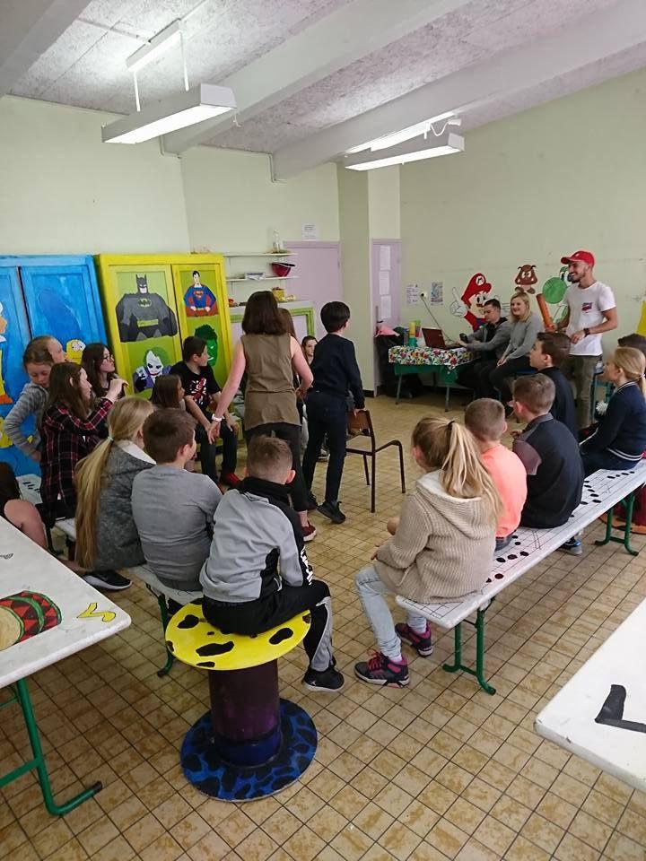 Atelier dessin: les commerçants de ma ville, JTEP: jeudi tout est permis avec les 6-9 ans