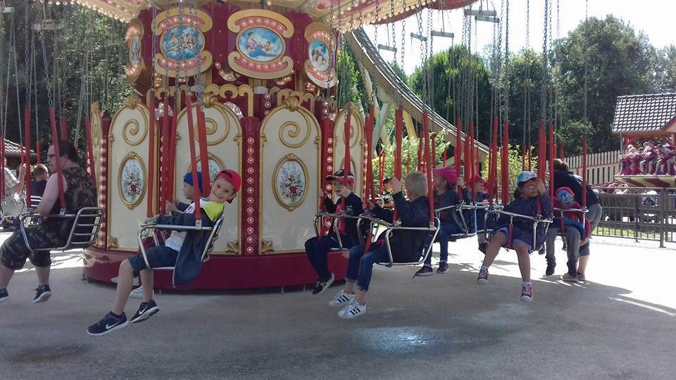 Super journée à Dennlys parc