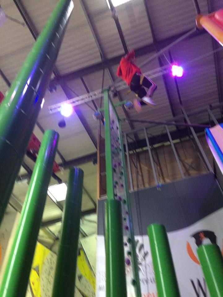 Concours structures gobelets - Escalade