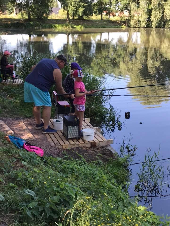 Journée au marais St Charles - Merci à l'association de pêche la Fraternelle pour leur accueil, leur disponibilité et leur gentillesse.