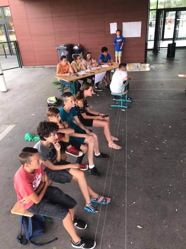 Boxe Canadienne (défis d'improvisation théâtrale)
