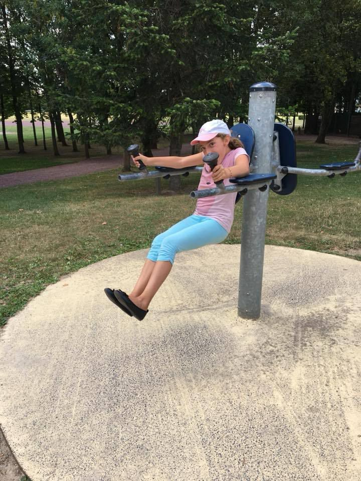 01/08 : G5 : activités sportifs et parc charles Fenain
