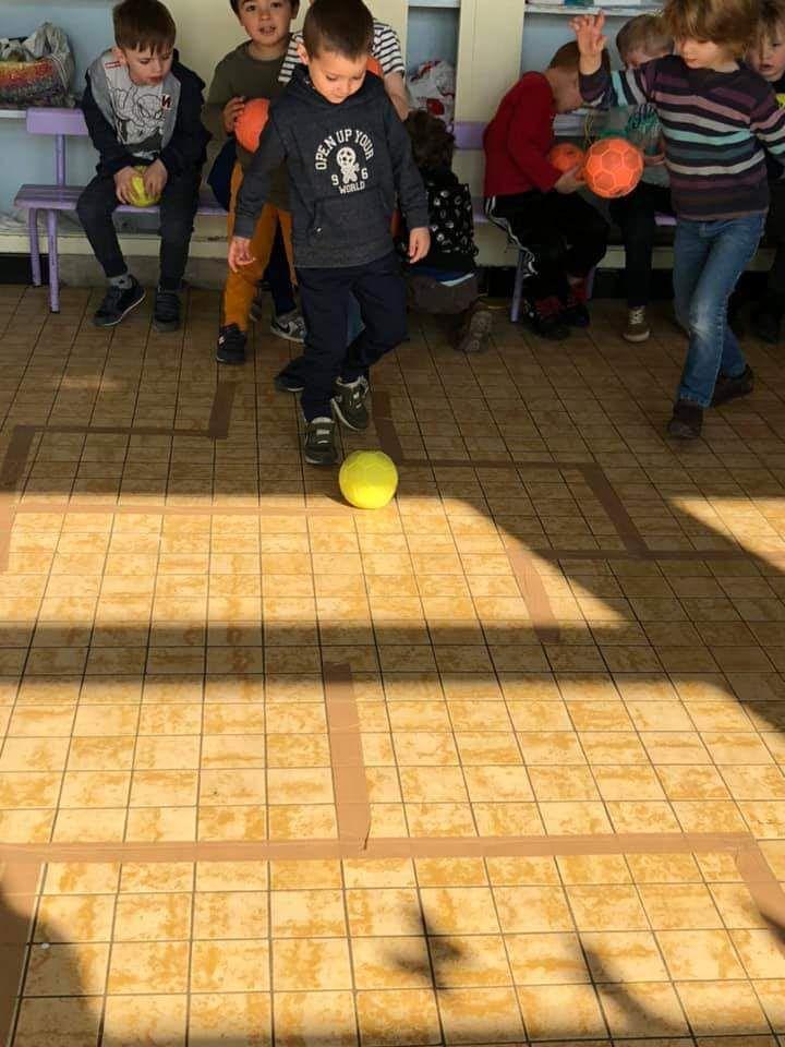 Foot labyrinthe