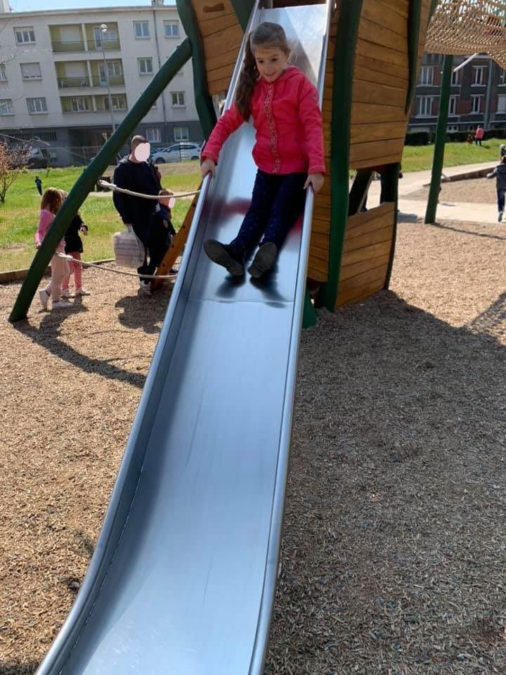Sortie au Parc Bertin pour les primaires