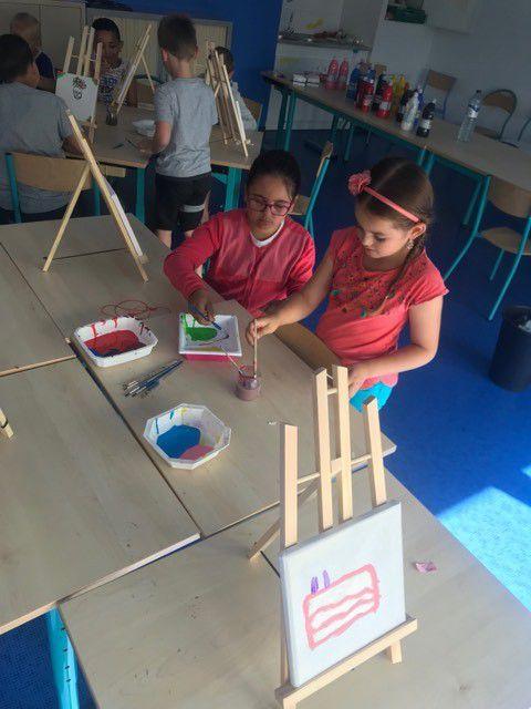 Activité créative 6-8 ans
