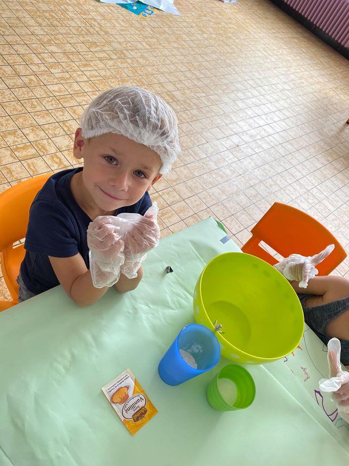 Atelier culinaire pour les tous petits