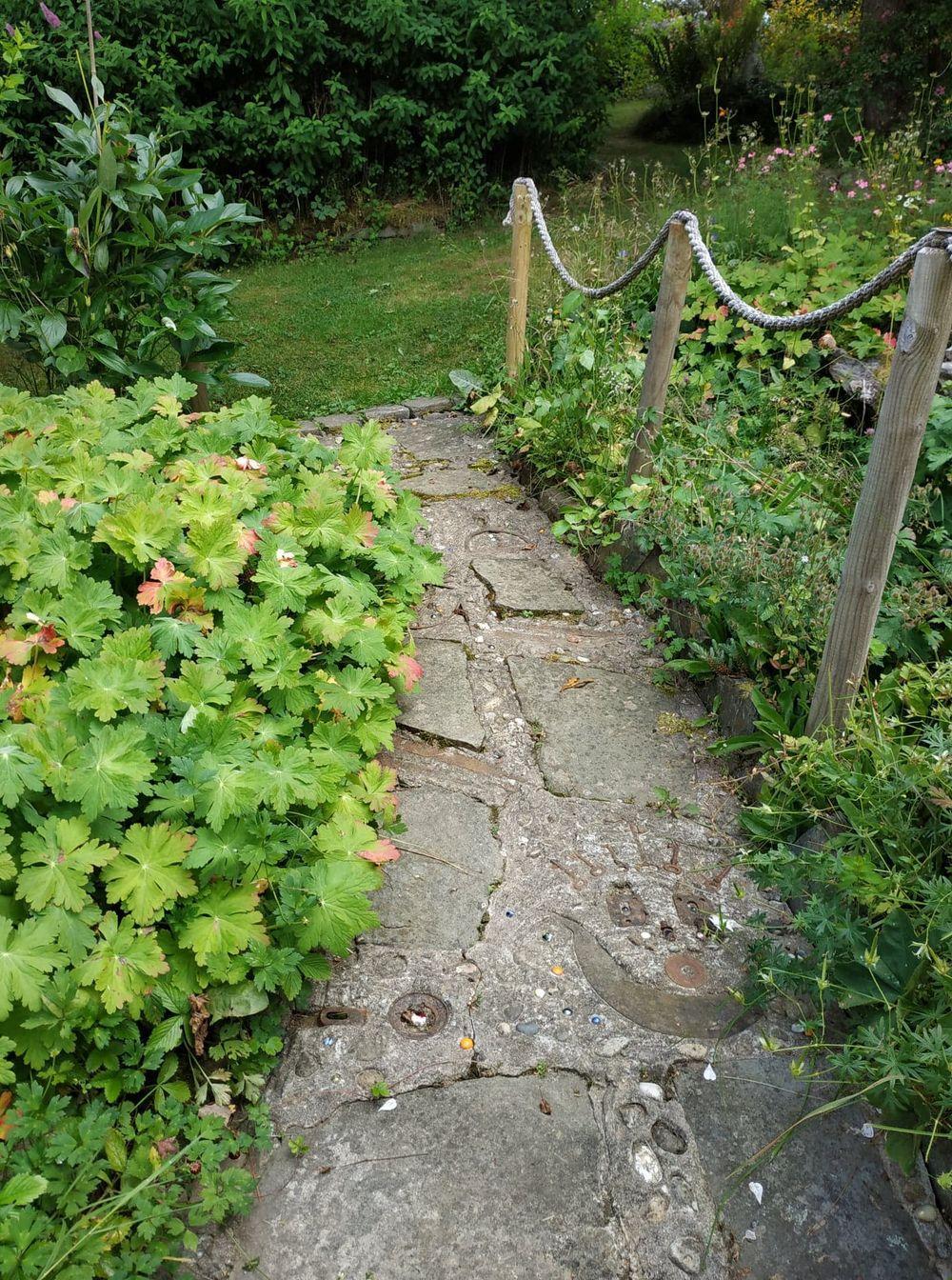 Le jardin de Bubu à Suxy