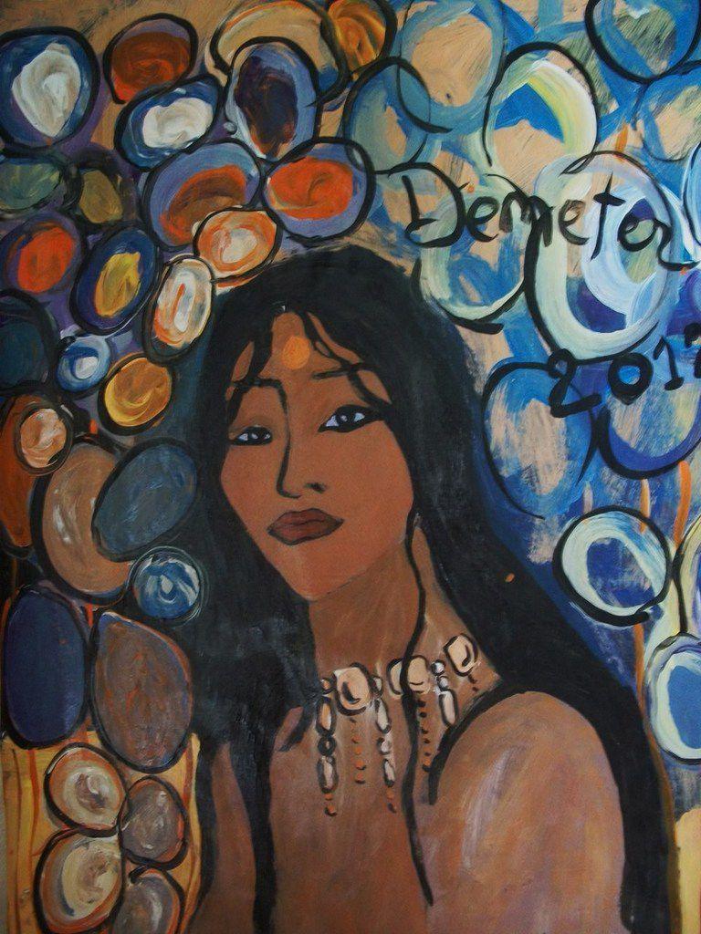 Féminin Sacré , ma  lettre aux participantes  de la Retraite en 2010