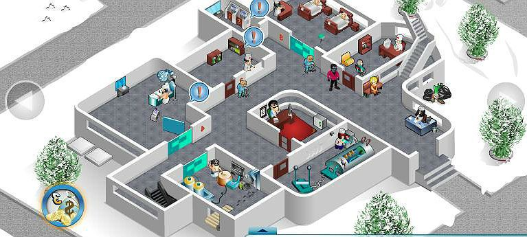 hospital flash games