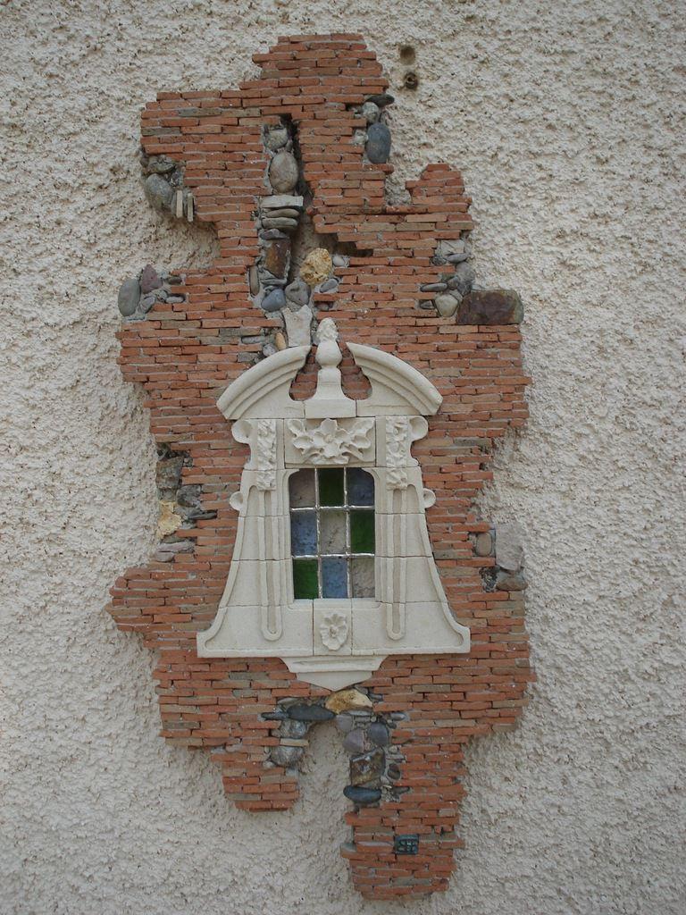 Fenêtre d'inspiration périgourdine