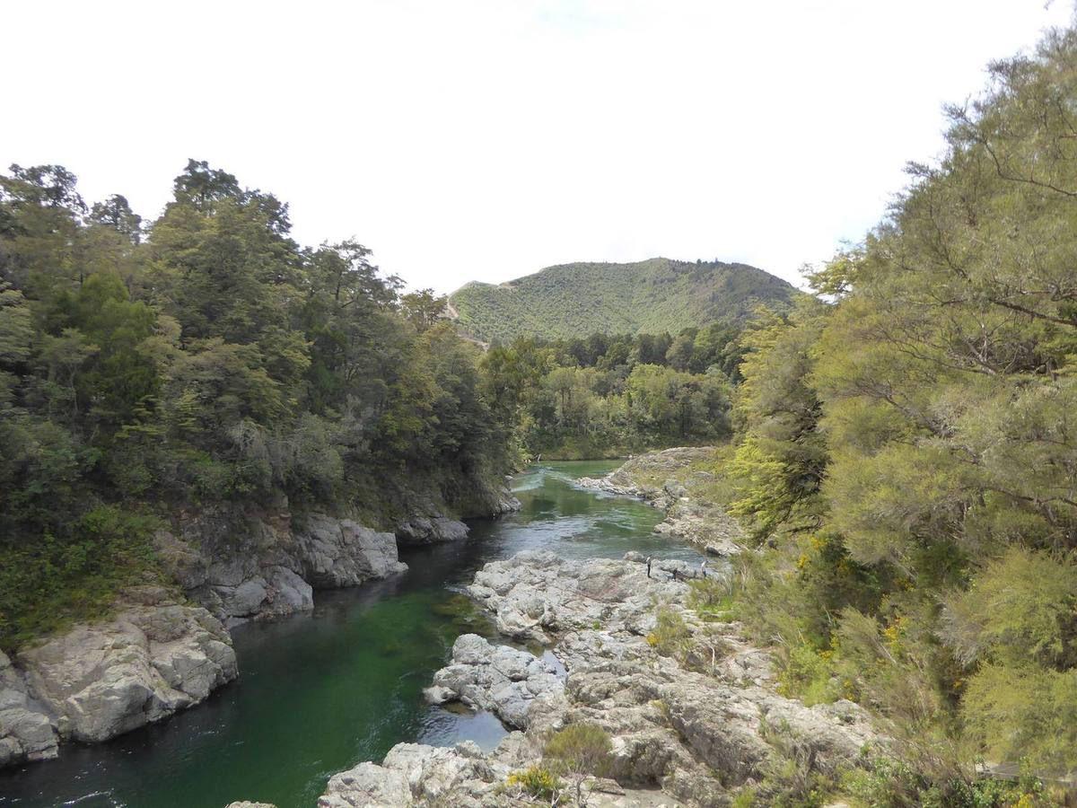 De Picton à Motueka