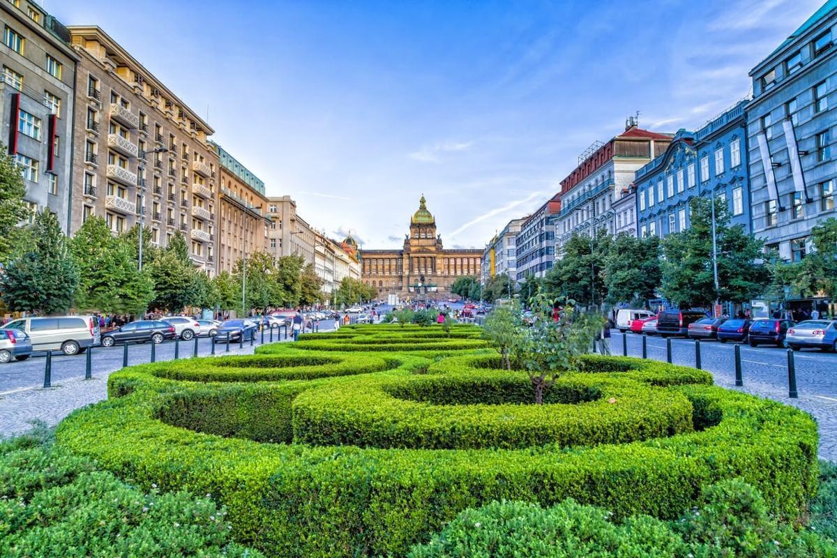 Place Venceslas - Tous droits réservés