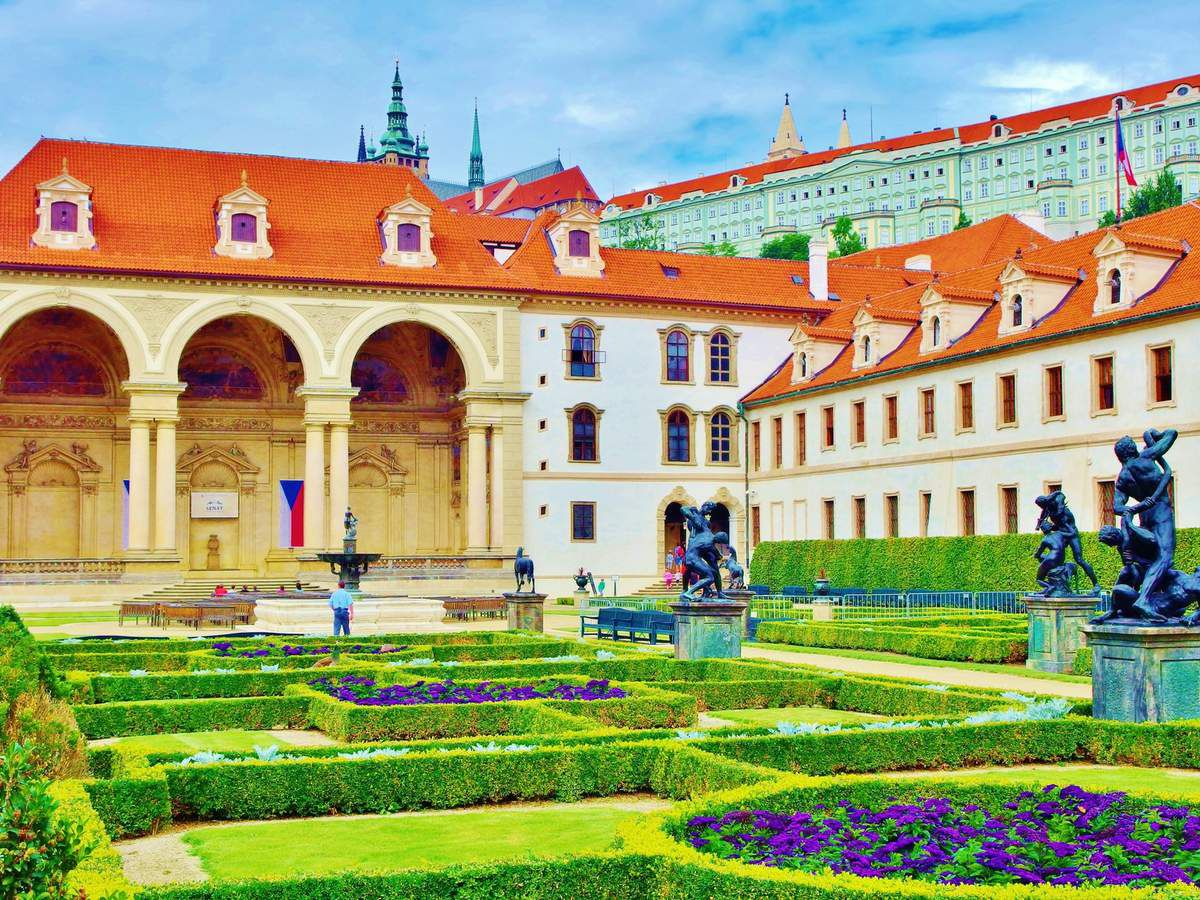 Palais Wallenstein - Copyright mycottoncloud