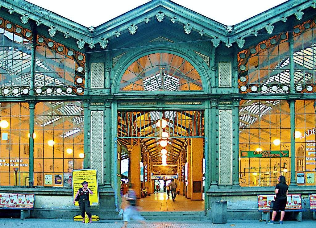 Gare Masarykovo - Tous droits réservés