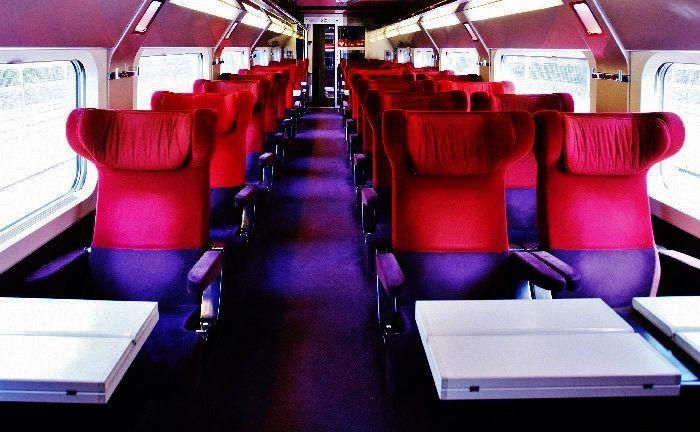 Thalys - Tous droits réservés