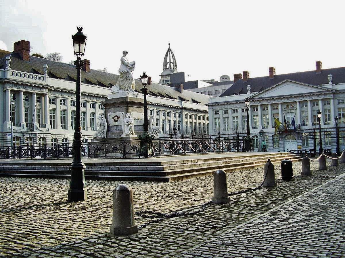 La Place des Martyrs