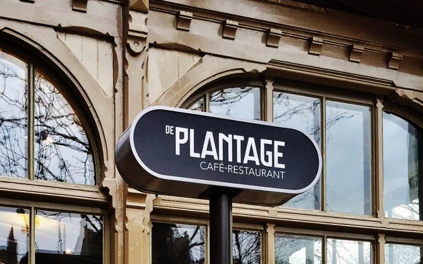 De Plantage - Tous droits réservés