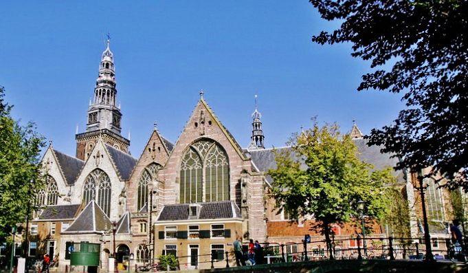 Oude Kerk - Tous droits réservés