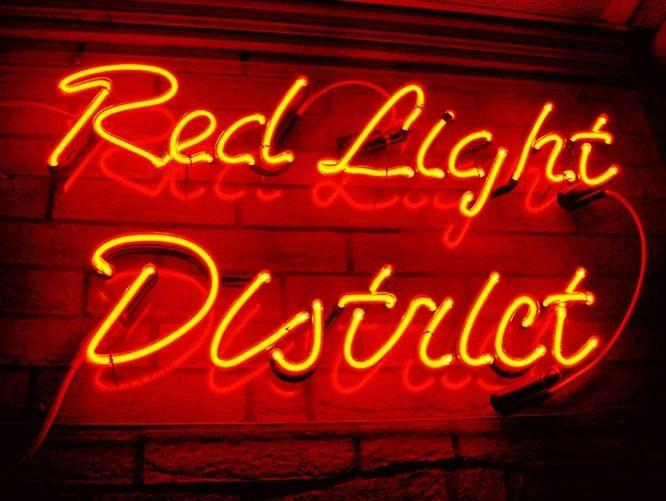 Quartier rouge - Tous droits réservés