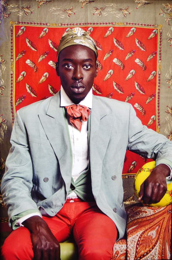 Omar Ibn Said (1170-1864) - Omar Victo Diop by mycottoncloud