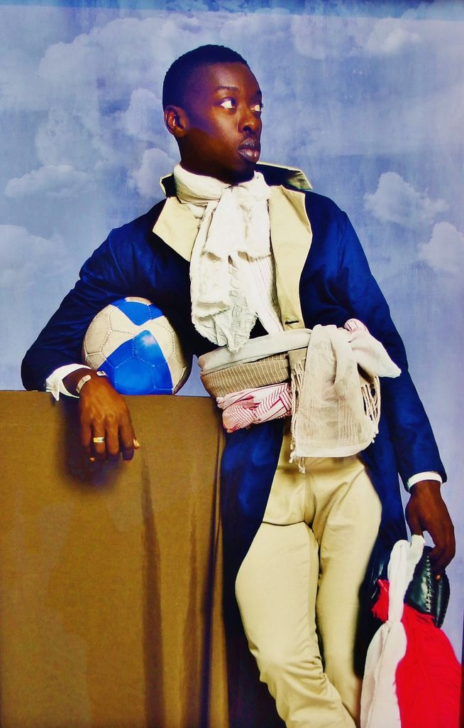 Jean-Baptiste Belley (1746 - 1805) - Omar Victo Diop by mycottoncloud