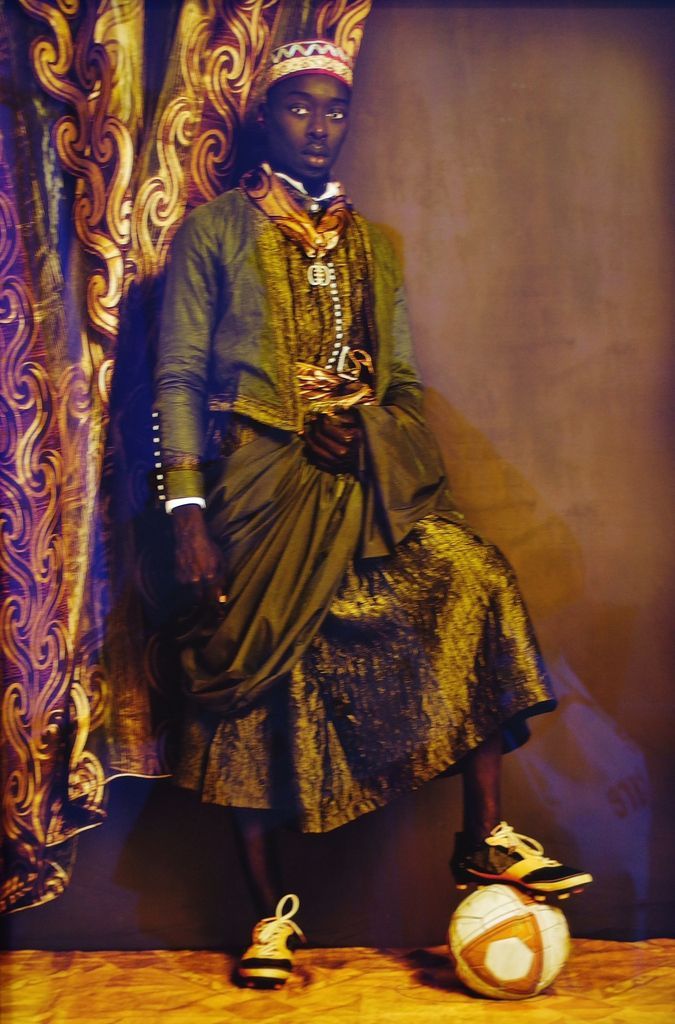 Prince Don Nicolau (1830-1860) - Omar Victo Diop by mycottoncloud