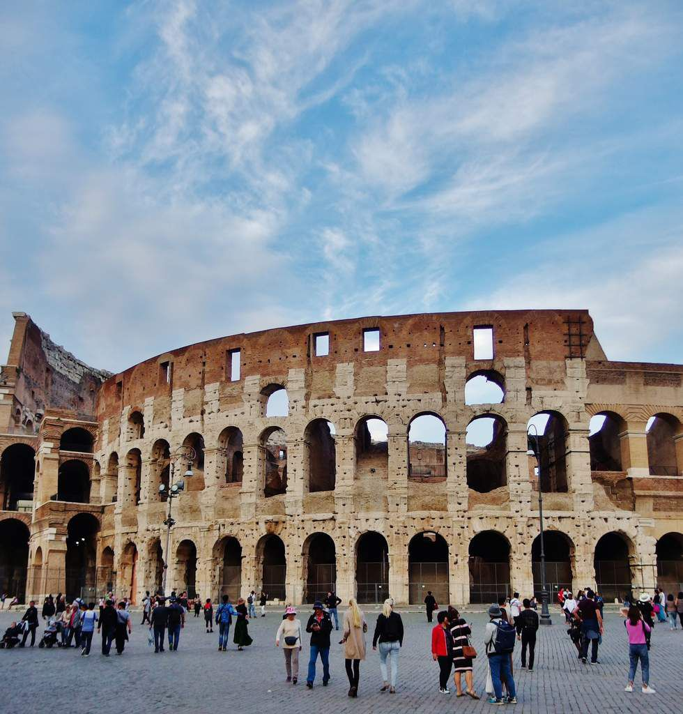 Colosseo - Copyright mycottoncloud