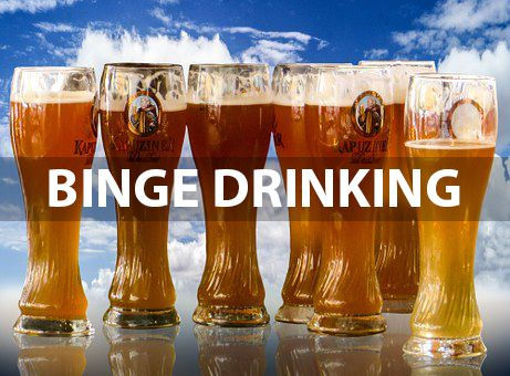 Keep yourself away from the risk of Binge Drinking