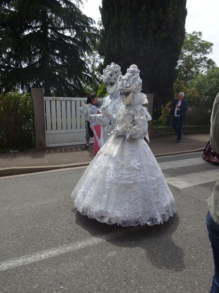 Journée Vénitiennes de Sauvian le 5 Mai 2018