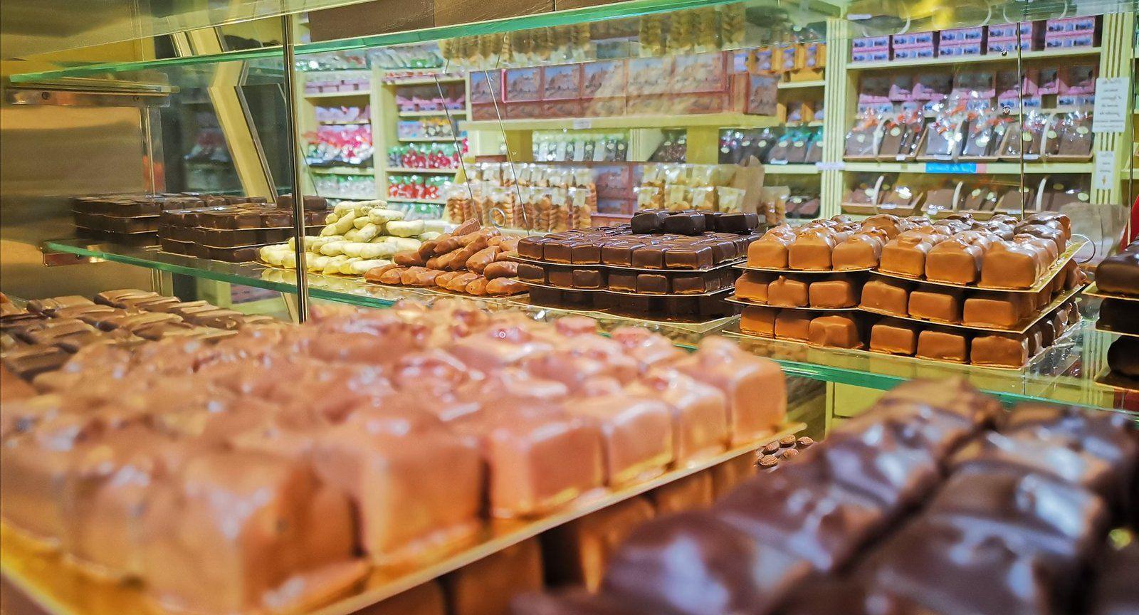 Les Chocolatiers Cathares. Montredon-des-Corbières. Gastronomie.