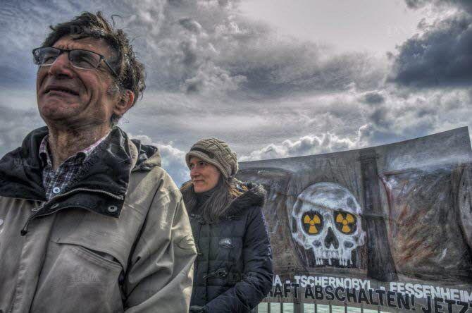 Les Allemands, sous les vents dominants de Fessenheim, demandent la fermeture de la centrale alsacienne « pour éviter le pire ». Marc Rollmann/DNA